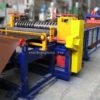 Slitting Lines of metal 0.3 to 1.2 mm.