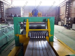Slitting Line metal tape