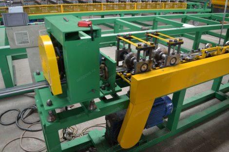 Оборудование для производства шины монтажной S20 и S30