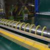 Slitting line 0,3-0,8 mm.