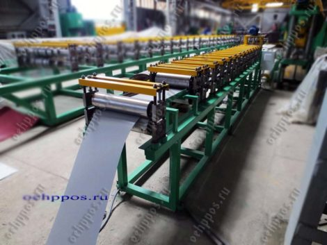 Siding Panel Line type «Berridge»