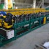 Oval pipe (tube) roll forming machine with seam closing